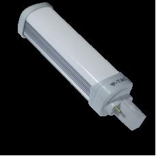 LED 10W 100-240V G24  4500K